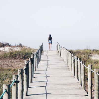 Sobreviver à primeira ida à praia